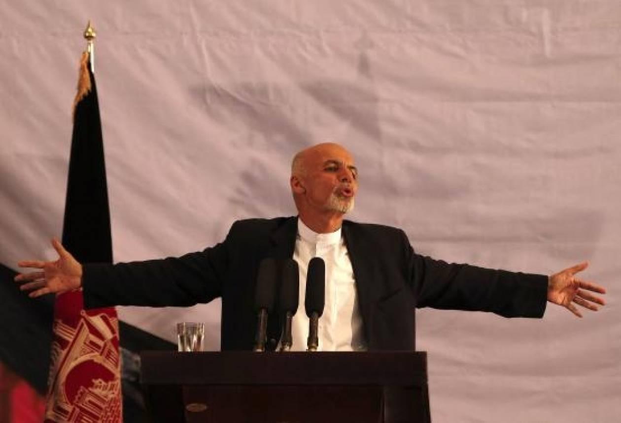 Αφγανιστάν: Ο Ασραφ Γάνι ορκίστηκε νέος πρόεδρος της χώρας