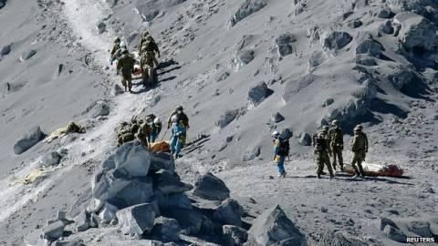 Ιαπωνία: Πέντε ακόμη ορειβάτες βρέθηκαν «σε κατάσταση καρδιακής ανακοπής»