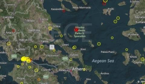 Σεισμός στο Αιγαίο