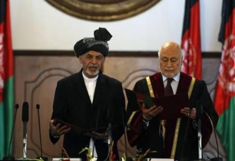 Αφγανιστάν: Αιματοβαμμένη η ορκωμοσία του νέου προέδρου