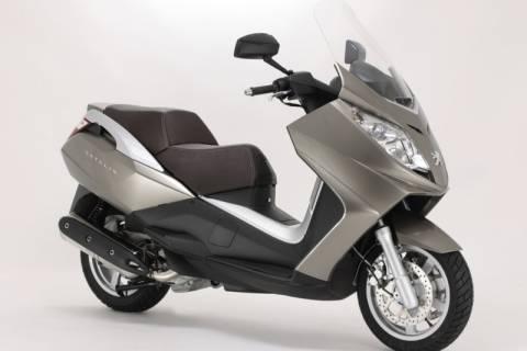 Peugeot Satelis 500: Με έκπτωση 1.000€