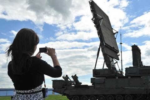 Πυραυλικά συστήματα S-300 για την Αίγυπτο