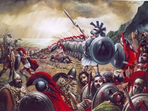 Γιατί οι Σπαρτιάτες ήταν άτρωτοι στην μάχη;
