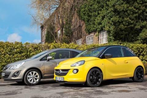 Opel: Επείγον Έλεγχος Ασφαλείας για τα ADAM & Corsa