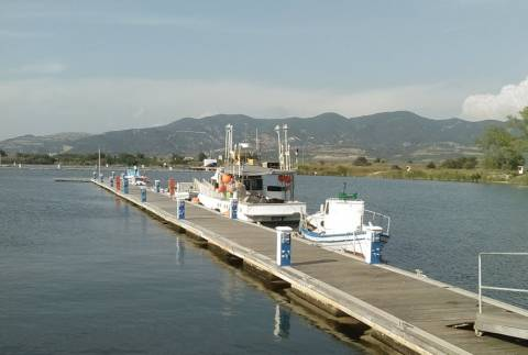 Αμφίπολη: «Ζωντανεύει» το λιμάνι - Τον Oκτώβρη η μελέτη για τα υδροπλάνα