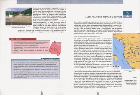 Top Channel Αλβανίας: Ρεπορτάζ για το ανθελληνικό περιεχόμενο βιβλίων γεωγραφίας(βίντεο)