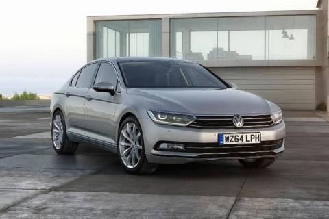 VW: Στην Ελλάδα η παγκόσμια παρουσίαση του νέου Passat