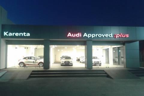 Audi: Approved plus πρόγραμμα πώλησης μεταχειρισμένων οχημάτων