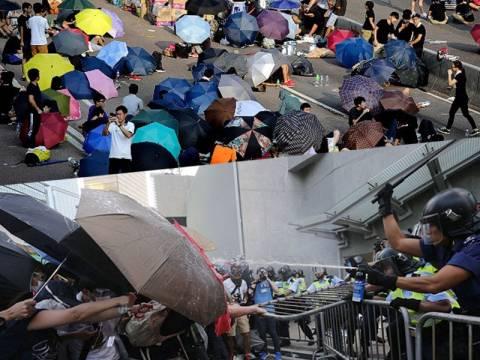 Χονγκ Κονγκ: Η επανάσταση της ομπρέλας