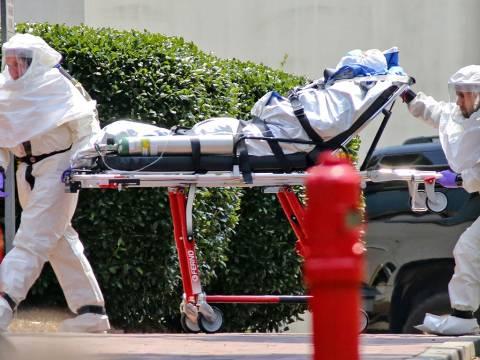 ΗΠΑ: Ύποπτο κρούσμα Έμπολα στο Ντάλας