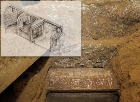 Amphipolis: The tomb hides two more levels at its depth (pics)