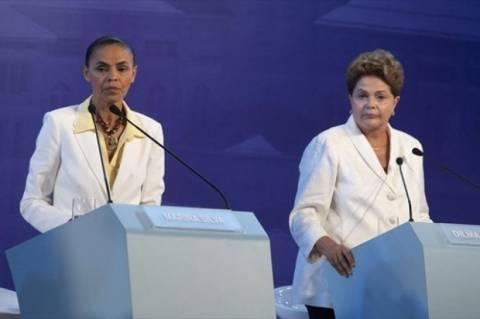 Βραζιλία: Αυξάνει το προβάδισμά της η Ρούσεφ έναντι της Σίλβα