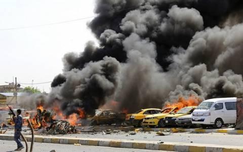 Ιράκ: Νέος κύκλος αίματος στη Βαγδάτη από εκρήξεις παγιδευμένων αυτοκινήτων