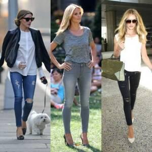 Τα καλύτερα jeans όπως τα φόρεσαν οι πιο στιλάτες celebrities!