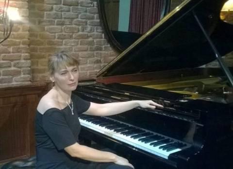 Συναυλία Πιάνο της Σβετλάνα Καρπούνκινα