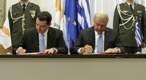 Κοινό Μνημόνιο Χειρισμού Κρίσεων Ελλάδας-Κύπρου