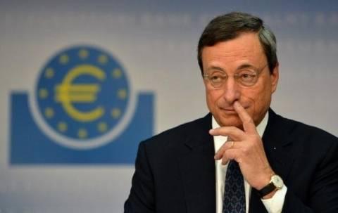 Ο Ντράγκι, οι τραπεζίτες και τα δάνεια στην πραγματική οικονομία