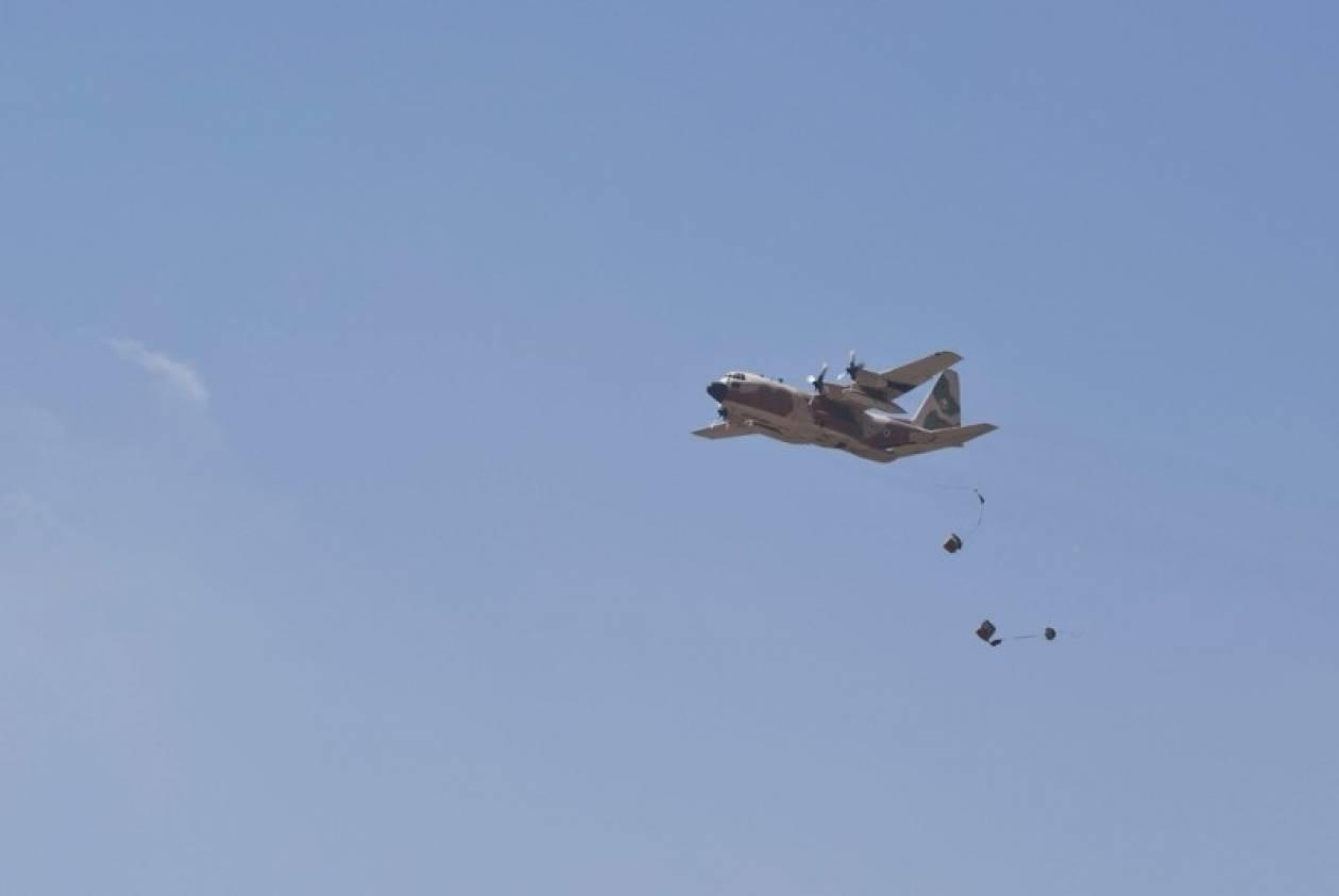 Ιράκ: Ο στρατός έριξε προμήθειες και πυρομαχικά στους τζιχαντιστές!