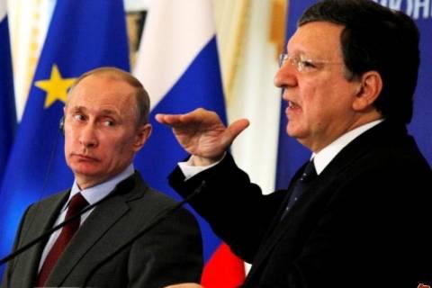 Μπαρόζο: Προειδοποίησε Πούτιν για τους νέους φραγμούς κατά της Ουκρανίας