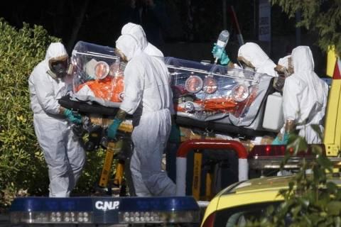 Έμπολα: Πτωτική τάση στον αριθμό των νέων κρουσμάτων