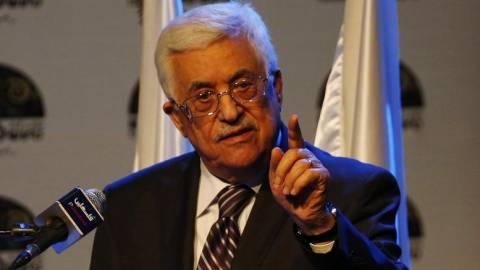 Παλαιστινιακά Εδάφη: Ο Αμπάς αψηφά τις ΗΠΑ
