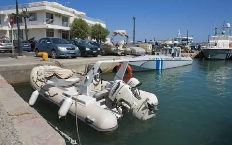 Κρήτη: Λαχτάρησαν οι επιβάτες φουσκωτού ανοιχτά της Παλαιόχωρας