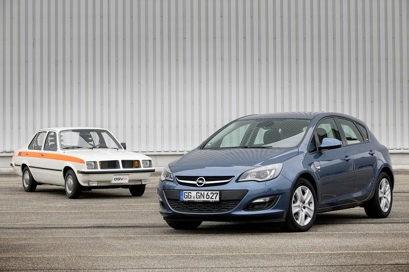 Opel: Η εξέλιξη της ασφάλειας από το Kadett C έως το Astra J