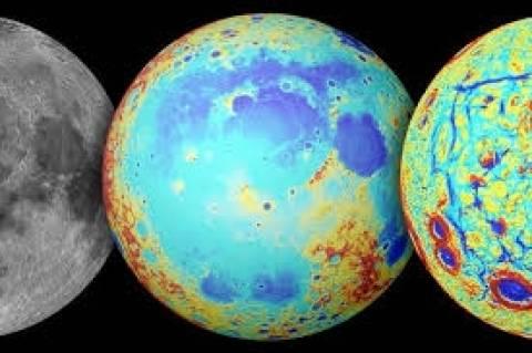 Ανακαλύφθηκε υπόγεια «πεδιάδα» κάτω από τεκτονικές τάφρους στη Σελήνη