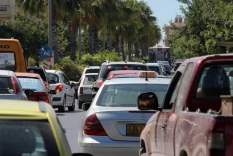 Κρήτη: «Κλειδί» για το κυκλοφοριακό του Ηρακλείου ο έλεγχος της στάθμευσης