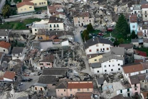 Ιταλία: Υπό κατάσχεση 800... μπαλκόνια στη σεισμόπληκτη Λ'Άκουιλα