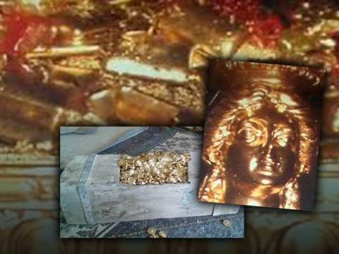 «Σφαγή» στην Ιορδανία για θησαυρό (;) αξίας τρισεκατομμυρίων ευρώ! (pics)
