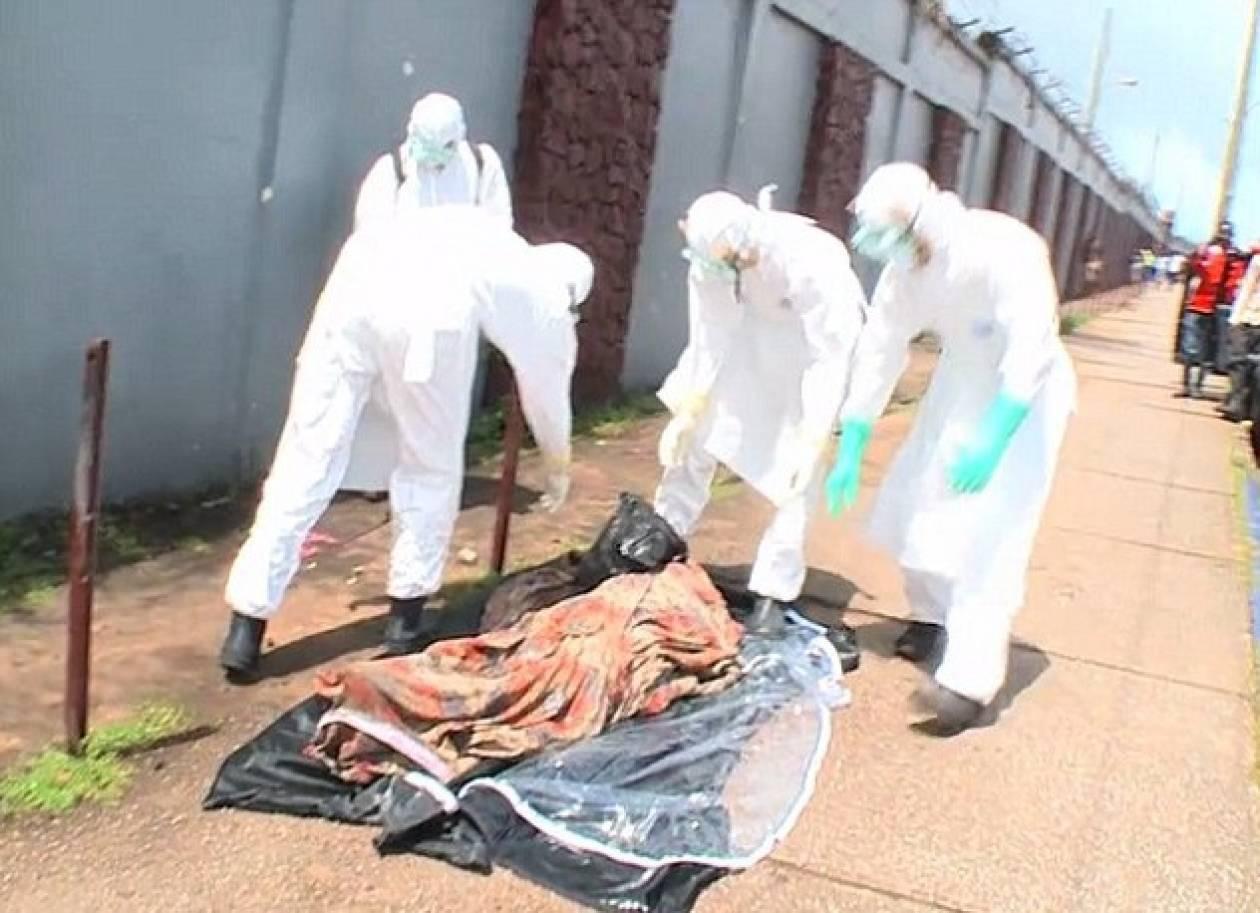 Έμπολα - Λιβερία: Ο «νεκρός» στο δρόμο για μέρες ήταν τελικά… ζωντανός! (vid)