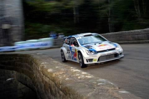 WRC Ράλλυ Γαλλίας 1η ημέρα: Η ευκαιρία του Latvala