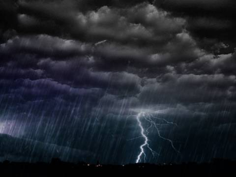 «Αγριεύει» ο καιρός - Έρχονται έντονα καιρικά φαινόμενα