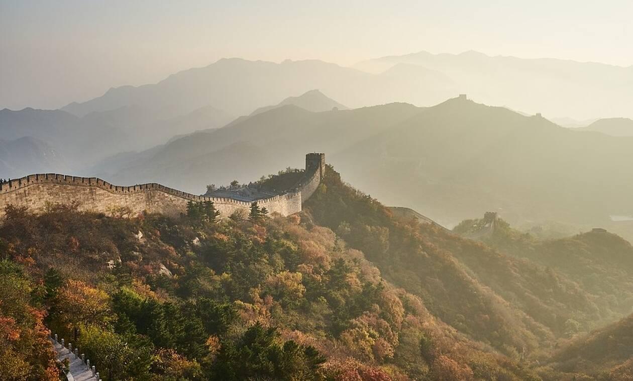 Το άγνωστο τμήμα του Σινικού Τείχους (pics)