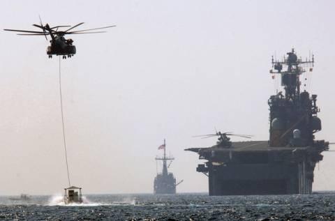 ΗΠΑ: Ρομπότ θα έχουν τον ρόλο της προστασίας των πολεμικών πλοίων της χώρας
