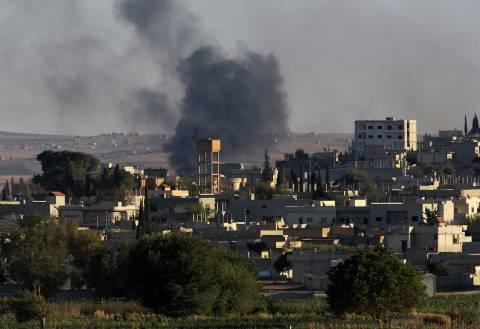 Ισλαμικό Κράτος: Οβίδα έπληξε τουρκικό έδαφος