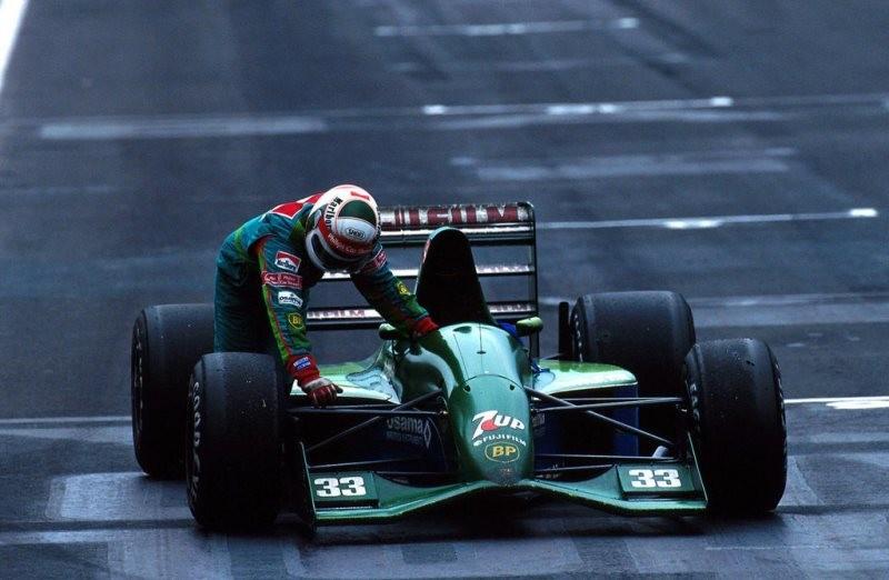 F1: Έχασε τη ζωή του ο Andrea De Cesaris