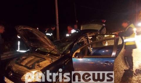 Ηλεία: Δέντρο καταπλάκωσε αυτοκίνητο στο Λευκοχώρι!