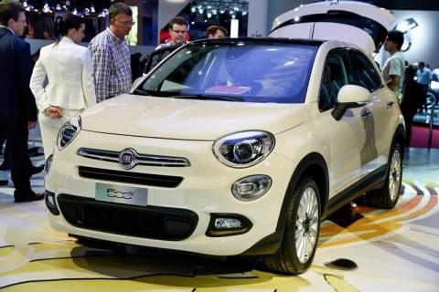 Fiat 500X: Νέο video