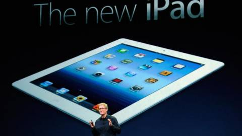 Έρχονται τα νέα iPad