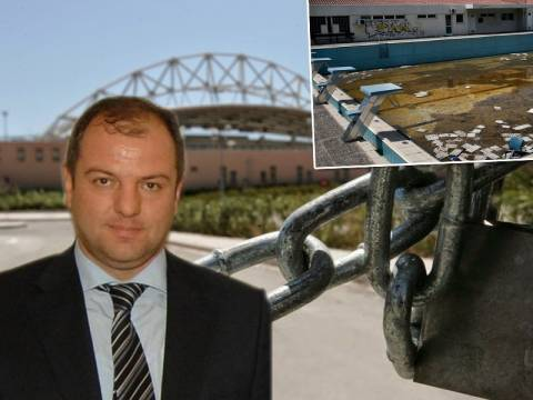 Ποινική δίωξη για κακούργημα για τα... ερείπια των ολυμπιακών ακινήτων!