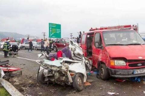 Καραμπόλα στην Εγνατία: Προθεσμία πήραν οι συλληφθέντες για το «φονικό» δυστύχημα