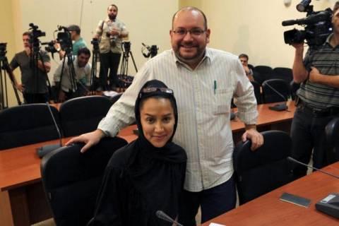 Ιράν: Ελεύθερη η δημοσιογράφος σύζυγος του ανταποκριτή της Washington Post