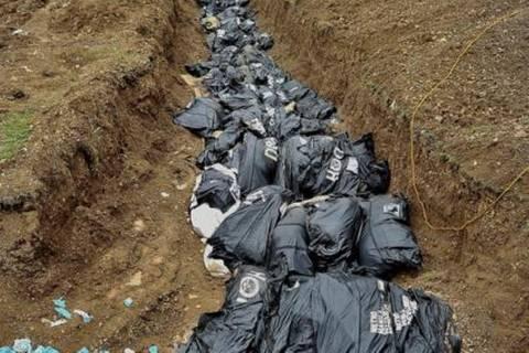 Σερβία: Έρευνες για την ύπαρξη ομαδικού τάφου