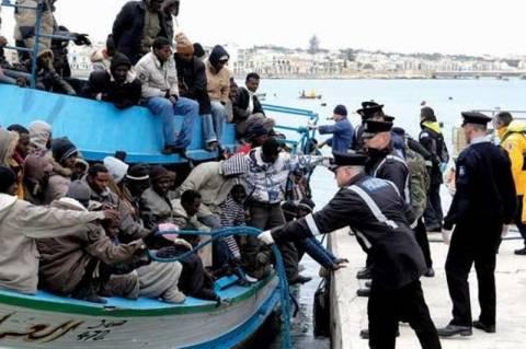 ΟΗΕ: Σχεδόν 7 δισ. δολάρια από την παράνομη διακίνηση μεταναστών