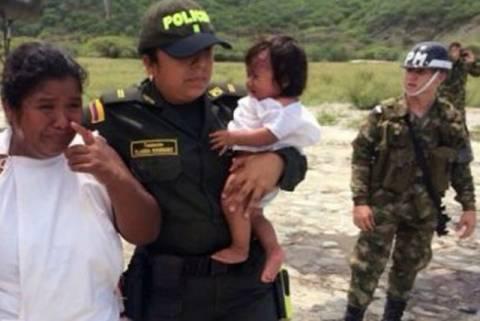 Τραγωδία στην Κολομβία: 11 νεκροί από κεραυνό!