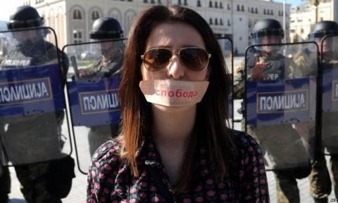 Η Διεθνής Ομοσπονδία Δημοσιογράφων καλεί την ΠΓΔΜ να σεβαστεί την ελεύθερη φωνή των ΜΜΕ
