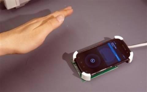 Βίντεο: Απίστευτο - Έλεγχος του smartphone με ένα απλό νεύμα!