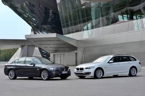 BMW: Νέες 518 και 520 diesel